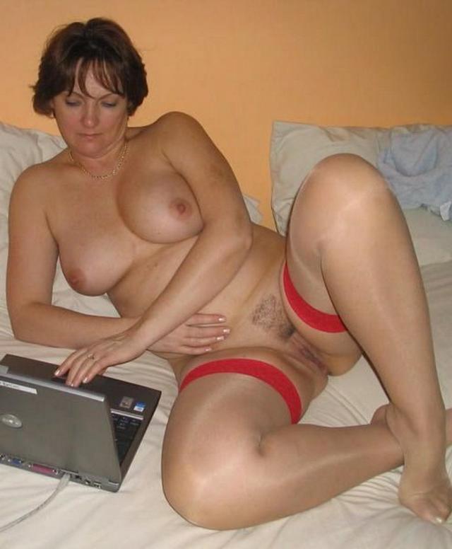 Секс с красивыми мамашами фото