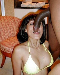 Куколд секс с большими чёрными членами